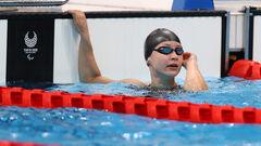 Мерешко завоевала серебро Паралимпиады