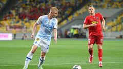 Источник: Динамо вернет Кулача в состав Ворсклы