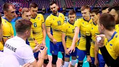 Украина - Сербия. Прогноз и анонс на матч чемпионата Европы по волейболу