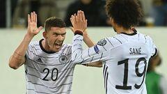 Група J. Вірменія лідирує, Німеччина забила лише два голи Ліхтенштейну