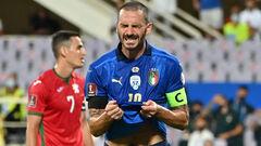 Італія – Болгарія – 1:1. Сенсація у Флоренції. Відео голів та огляд матчу