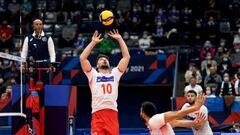 На мужском Евро по волейболу Турция обыграла Россию
