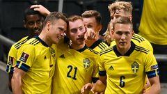 Швеція – Іспанія – 2:1. Шведи захопили лідерство. Відео голів та огляд гри