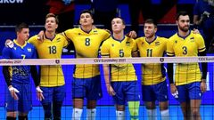 Украина - Сербия - 0:3. Текстовая трансляция матча