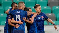Словаччина – Хорватія. Прогноз і анонс на матч кваліфікації ЧС-2022