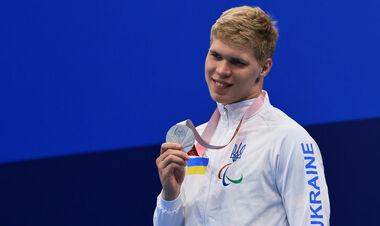 Українець Трусов завоював срібло Паралімпійських ігор