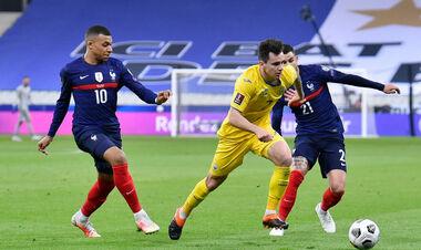 Украина – Франция. Прогноз и анонс на матч квалификации чемпионата мира