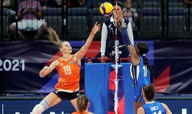 В финале женского Евро сыграют Сербия и Италия