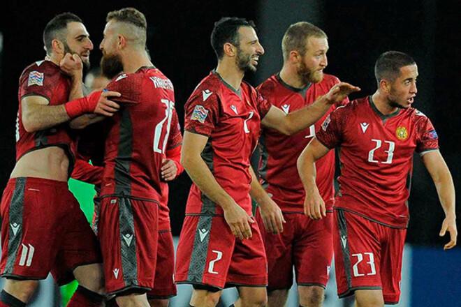 Северная Македония – Армения – 0:0. Обзор матча