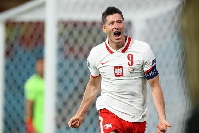 Польша– Албания– 4:1. Видео голов и обзор матча