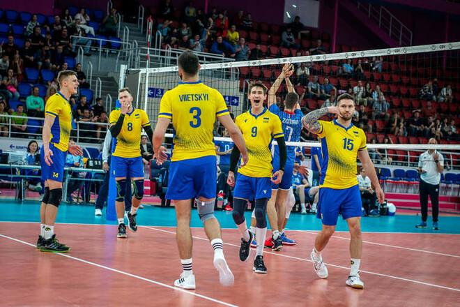Украина – Сербия. ЧЕ-2021 по волейболу. Смотреть онлайн. LIVE трансляция