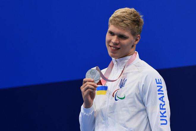 Украинец Трусов завоевал серебро Паралимпийских игр