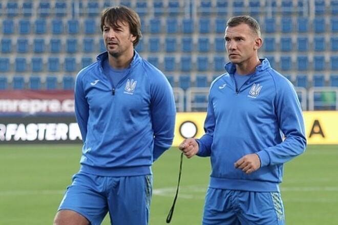 Шевченко пояснил, почему не вызывал игроков не из Динамо и Шахтера