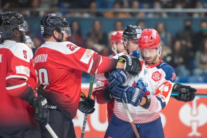 Донбасс дебютировал в Лиге чемпионов с поражения в серии буллитов