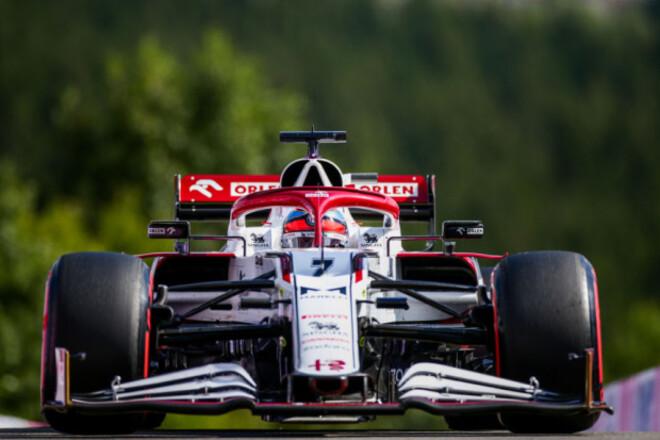 Райкконен пропустит Гран-при Нидерландов. Его заменит другой ветеран