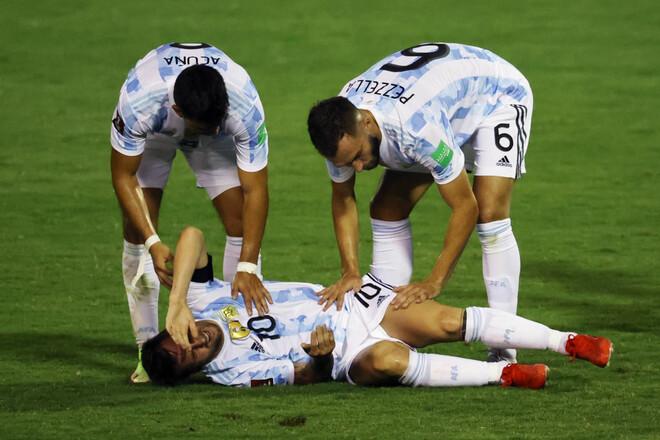 Бразилия – Аргентина. Прогноз на матч Вячеслава Грозного