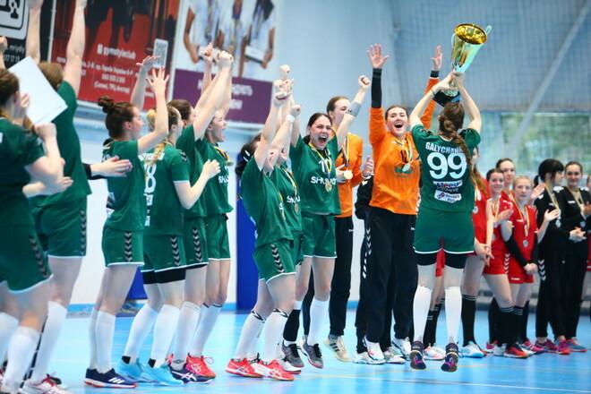 Мотор и Галичанка выиграли Суперкубок Украины 2021 по гандболу