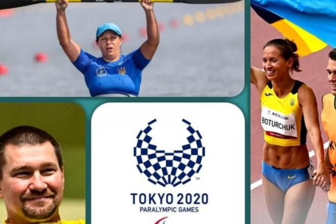 Украинцы завоевали 98 медалей. Зачет Паралимпиады за день до финала