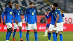 Бразилія здобула мінімальну перемогу над Чилі, нічия Перу і Уругваю