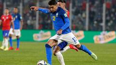 Чилі – Бразилія – 0:1. Відео голу й огляд матчу
