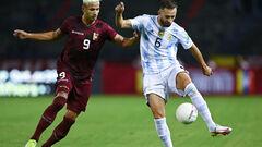Венесуела – Аргентина – 1:3. Відео голів та огляд матчу