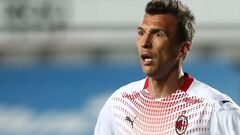 Знаменитый хорватский форвард объявил о завершении карьеры