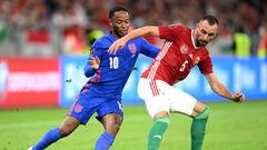 Снова расизм. Венгерские фаны оскорбляли игроков сборной Англии