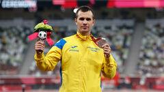 Цветов завоевал второе серебро на Паралимпийских играх в Токио