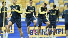 Стала известна заявка сборной Украины на матч с Францией