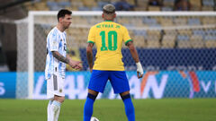 Бразилия - Аргентина. Прогноз и анонс на матч отбора ЧМ-2022
