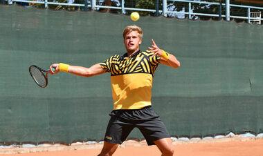 Черноморск. Белобородько будет сражаться за дебютный титул ITF