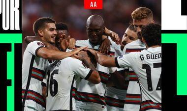Катар - Португалія - 1:3. І без Роналду впоралися. Огляд матчу
