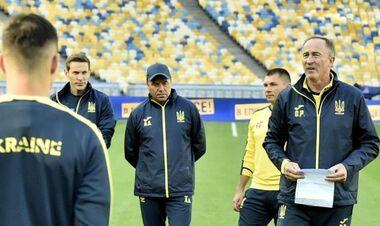 Александр ПЕТРАКОВ: «Шансы у сборной Украины есть. Мы в игре»