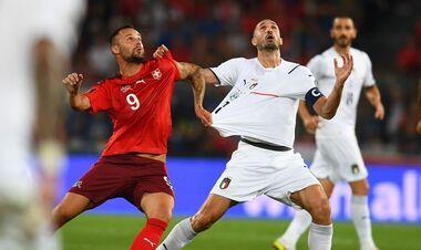 Швейцария – Италия - 0:0. Текстовая трансляция матча