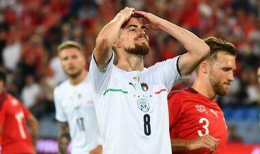 Вторая ничья подряд. Италия не смогла переиграть Швейцарию