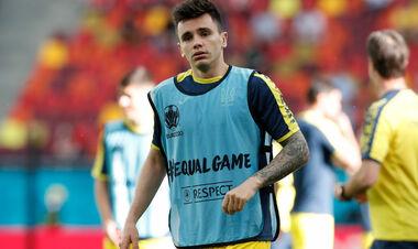 Микола Шапаренко відкрив гольовий рахунок за збірну України