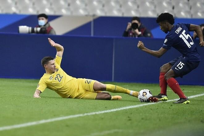 Украина – Франция – 1:1. Ничья с чемпионами мира. Видео голов и обзор матча