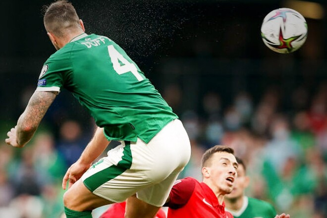Ирландия – Азербайджан – 1:1. Видео голов и обзор матча
