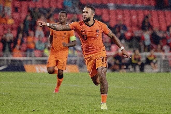 Нидерланды – Черногория – 4:0. Видео голов и обзор матча