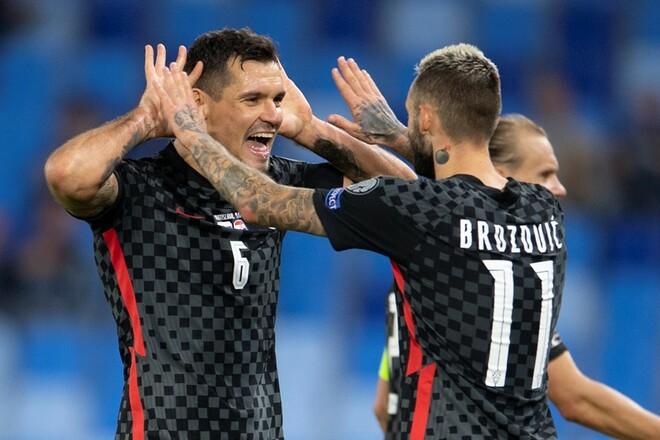 Словакия – Хорватия – 0:1. Видео гола и обзор матча