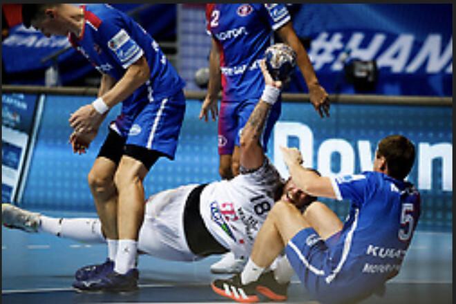 Мешков – Мотор. SEHA League, за 3-е место. Смотреть онлайн. LIVE трансляция