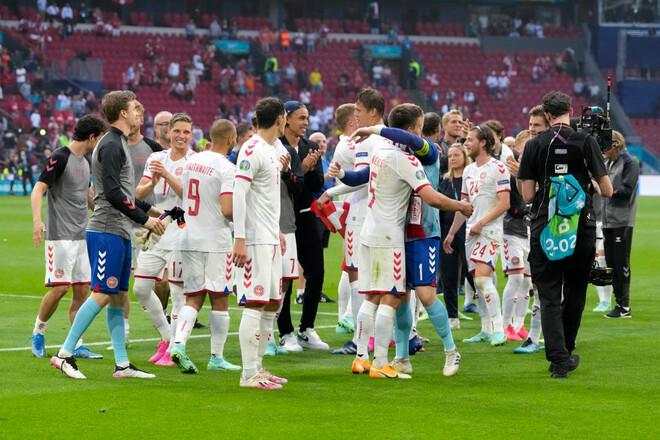 Фарерские острова — Дания — 0:1. Видео гола и обзор матча