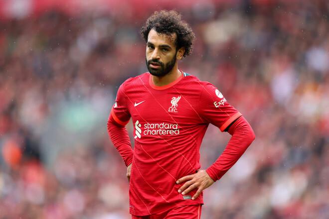 Ливерпуль предложил Салаху четырехлетний контракт