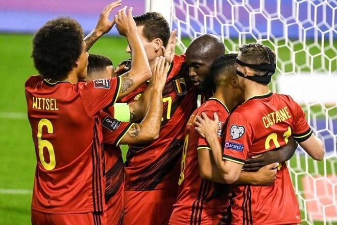 Бельгия – Чехия – 3:0. Видео голов и обзор матча