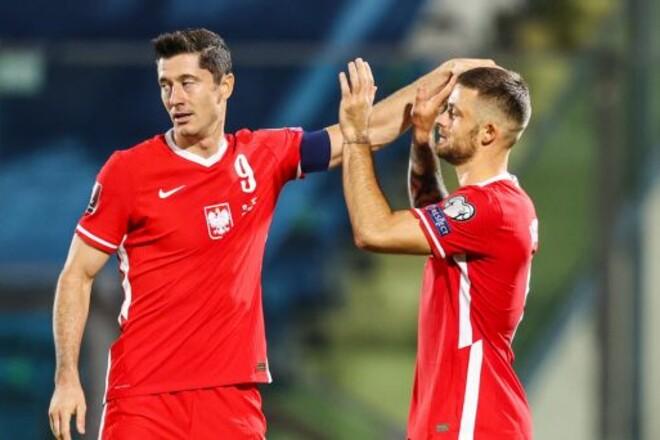 Сан-Марино – Польша – 1:7. Видео голов и обзор матча