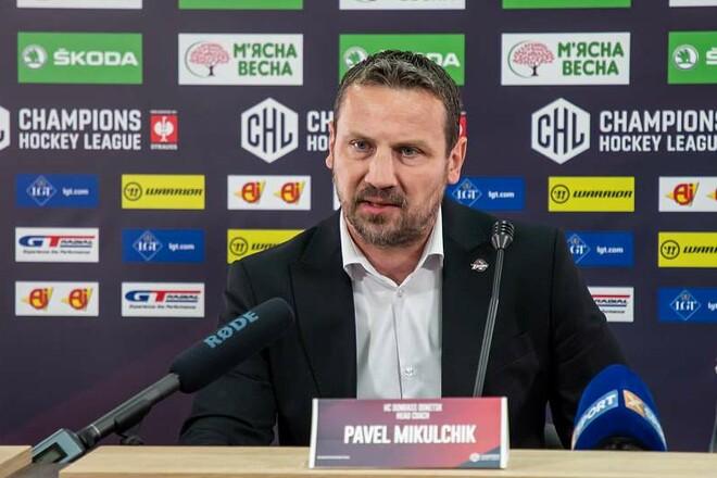 Тренер Донбасса: «Разобрали соперника полностью»