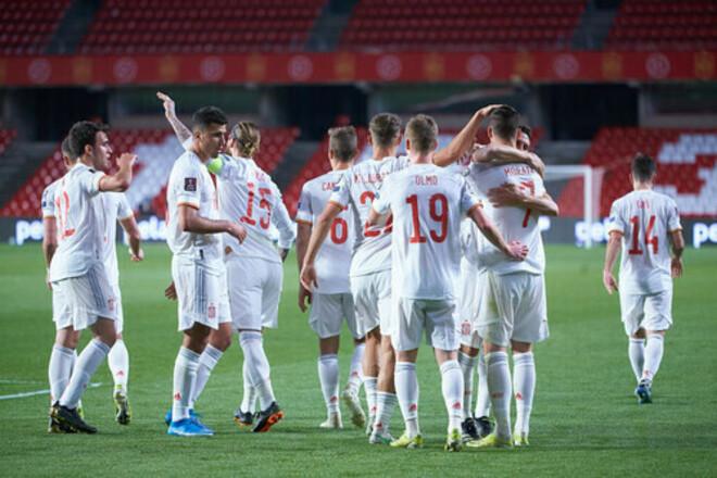 Косово – Испания. Прогноз и анонс на матч квалификации ЧМ-2022
