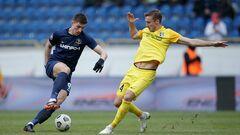 Дніпро-1 забив Олександрії на 88-й хвилині, але не зміг втримати перемогу