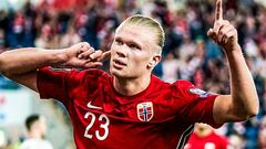 Группа G. Холанд открыл счет. Латвия в домашних стенах уступила Норвегии