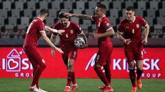 Группа A. Сербия и Португалия ушли в отрыв и сражаются за 1-е место